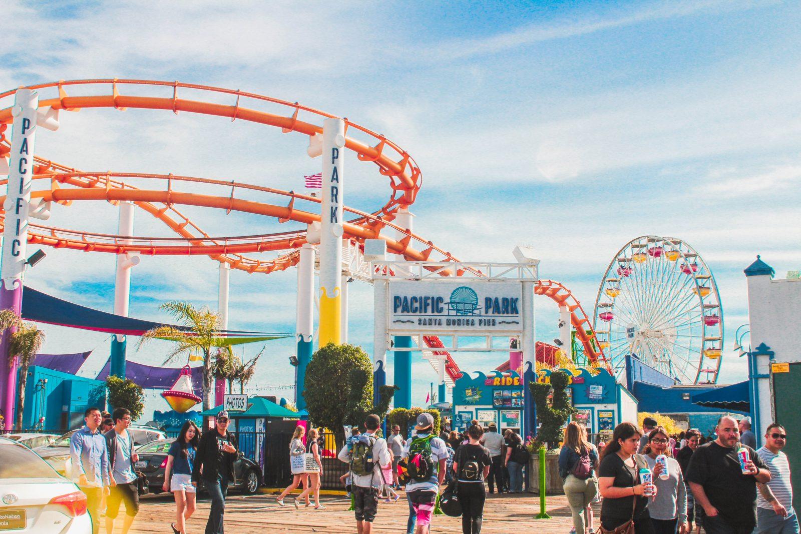 Assurance et Parc d'attractions