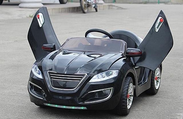 La mode des voitures électrique pour enfant