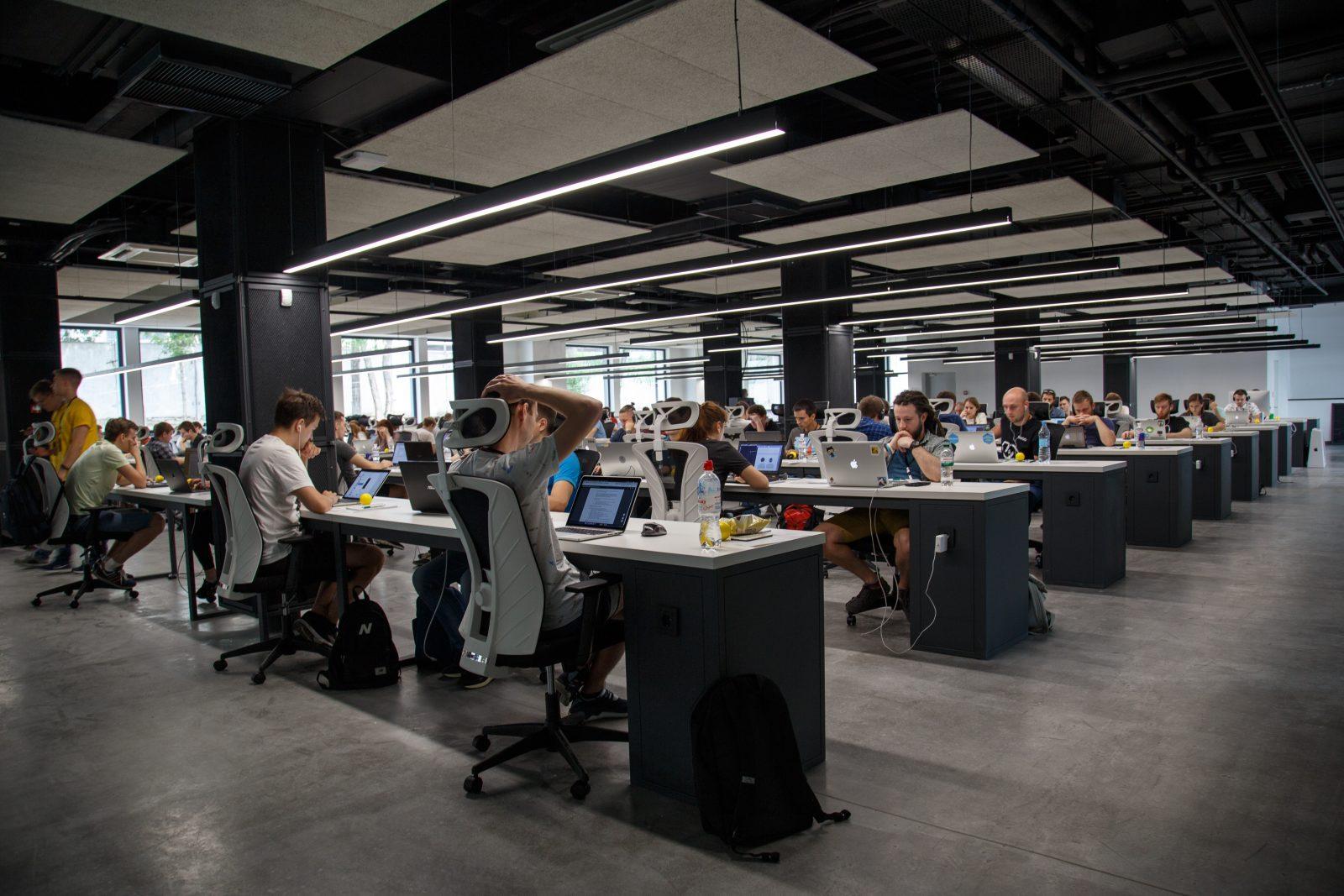 Aménagement bureaux : une modérnisation des normes a l'étude ?